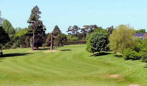 Ufford Park Hotel Spa Ipswich 18 Hole Golf Course