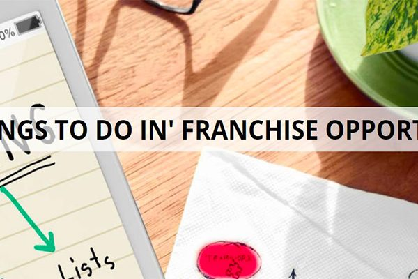 Things To Do In Franchise Ipswich Franchise Opportunity Become Your Own Boss