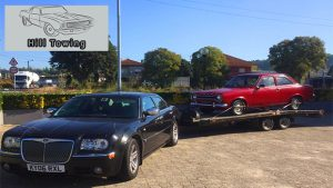 Classic Car Transportation Ipswich Vehicle Recovery