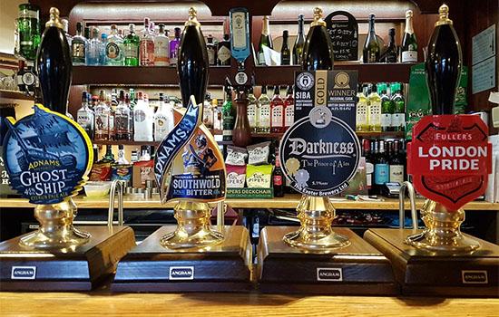 The White Horse Pub Restaurant Dinner Ipswich