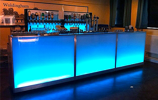 Mobile Bar Hire Ipswich Staff Hire Dry Bar Hire