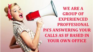 call answering Services Ipswich personal PA