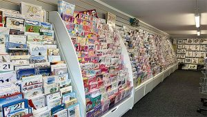 Stonham-Barns-Post-Office-Cards-Stationary-Gifts-Birthday-Essentials-Stamps-Posting-Parcels-Wrapping-Paper-Suffolk-Ipswich